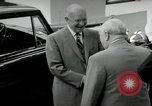 Image of Dwight D Eisenhower and Winston Churchill Washington DC USA, 1953, second 61 stock footage video 65675033296