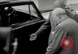 Image of Dwight D Eisenhower and Winston Churchill Washington DC USA, 1953, second 62 stock footage video 65675033296