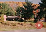 Image of Vermont rest areas Vermont United States USA, 1971, second 9 stock footage video 65675033326