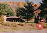 Image of Vermont rest areas Vermont United States USA, 1971, second 15 stock footage video 65675033326