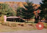 Image of Vermont rest areas Vermont United States USA, 1971, second 40 stock footage video 65675033326