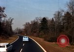 Image of Traffic on Palisades Parkway New York United States USA, 1965, second 38 stock footage video 65675033344
