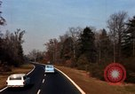 Image of Traffic on Palisades Parkway New York United States USA, 1965, second 39 stock footage video 65675033344