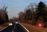 Image of Traffic on Palisades Parkway New York United States USA, 1965, second 42 stock footage video 65675033344