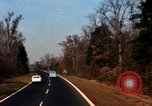 Image of Traffic on Palisades Parkway New York United States USA, 1965, second 43 stock footage video 65675033344