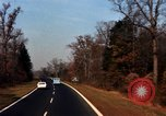 Image of Traffic on Palisades Parkway New York United States USA, 1965, second 44 stock footage video 65675033344