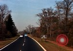 Image of Traffic on Palisades Parkway New York United States USA, 1965, second 47 stock footage video 65675033344
