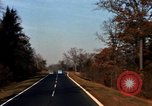 Image of Traffic on Palisades Parkway New York United States USA, 1965, second 50 stock footage video 65675033344