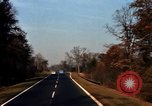 Image of Traffic on Palisades Parkway New York United States USA, 1965, second 51 stock footage video 65675033344