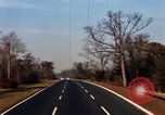Image of Traffic on Palisades Parkway New York United States USA, 1965, second 60 stock footage video 65675033344
