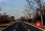 Image of Traffic on Palisades Parkway New York United States USA, 1965, second 62 stock footage video 65675033344