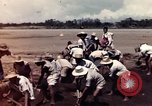 Image of Moret Field Philippines, 1945, second 55 stock footage video 65675033350