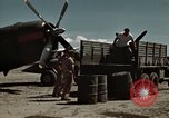Image of Refueling of planes Philippines, 1945, second 3 stock footage video 65675033354
