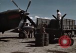 Image of Refueling of planes Philippines, 1945, second 4 stock footage video 65675033354