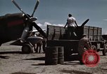Image of Refueling of planes Philippines, 1945, second 5 stock footage video 65675033354