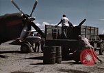 Image of Refueling of planes Philippines, 1945, second 6 stock footage video 65675033354