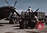 Image of Refueling of planes Philippines, 1945, second 7 stock footage video 65675033354
