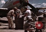 Image of Refueling of planes Philippines, 1945, second 12 stock footage video 65675033354