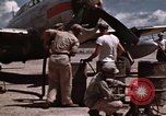 Image of Refueling of planes Philippines, 1945, second 13 stock footage video 65675033354