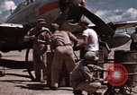 Image of Refueling of planes Philippines, 1945, second 14 stock footage video 65675033354