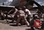 Image of Refueling of planes Philippines, 1945, second 16 stock footage video 65675033354