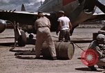 Image of Refueling of planes Philippines, 1945, second 18 stock footage video 65675033354