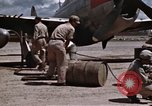 Image of Refueling of planes Philippines, 1945, second 19 stock footage video 65675033354