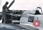 Image of Refueling of planes Philippines, 1945, second 51 stock footage video 65675033354