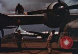 Image of B-29 Mariana Islands, 1945, second 36 stock footage video 65675033374