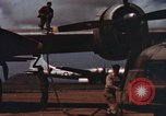 Image of B-29 Mariana Islands, 1945, second 40 stock footage video 65675033374