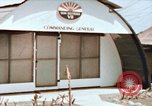Image of Quonset hut Mariana Islands, 1945, second 1 stock footage video 65675033377
