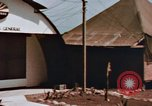 Image of Quonset hut Mariana Islands, 1945, second 15 stock footage video 65675033377