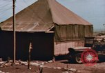 Image of Quonset hut Mariana Islands, 1945, second 16 stock footage video 65675033377