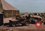 Image of Quonset hut Mariana Islands, 1945, second 17 stock footage video 65675033377