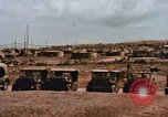 Image of Quonset hut Mariana Islands, 1945, second 23 stock footage video 65675033377