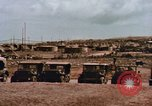 Image of Quonset hut Mariana Islands, 1945, second 24 stock footage video 65675033377