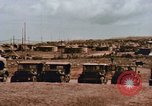 Image of Quonset hut Mariana Islands, 1945, second 26 stock footage video 65675033377