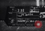 Image of 18th Fighter Bomb Wing Korea, 1951, second 2 stock footage video 65675033385