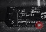 Image of 18th Fighter Bomb Wing Korea, 1951, second 4 stock footage video 65675033385