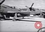 Image of Refueling of planes Korea, 1951, second 18 stock footage video 65675033386