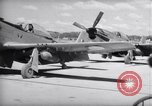 Image of Refueling of planes Korea, 1951, second 19 stock footage video 65675033386