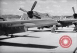 Image of Refueling of planes Korea, 1951, second 21 stock footage video 65675033386
