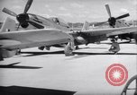 Image of Refueling of planes Korea, 1951, second 22 stock footage video 65675033386