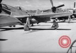 Image of Refueling of planes Korea, 1951, second 23 stock footage video 65675033386