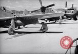 Image of Refueling of planes Korea, 1951, second 24 stock footage video 65675033386