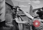 Image of Refueling of planes Korea, 1951, second 34 stock footage video 65675033386