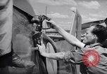 Image of Refueling of planes Korea, 1951, second 35 stock footage video 65675033386