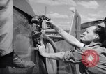 Image of Refueling of planes Korea, 1951, second 36 stock footage video 65675033386