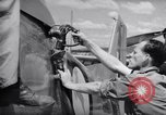 Image of Refueling of planes Korea, 1951, second 37 stock footage video 65675033386