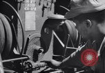 Image of Refueling of planes Korea, 1951, second 41 stock footage video 65675033386
